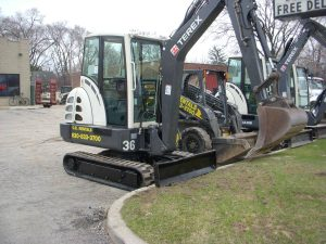CErentals Terex TC35