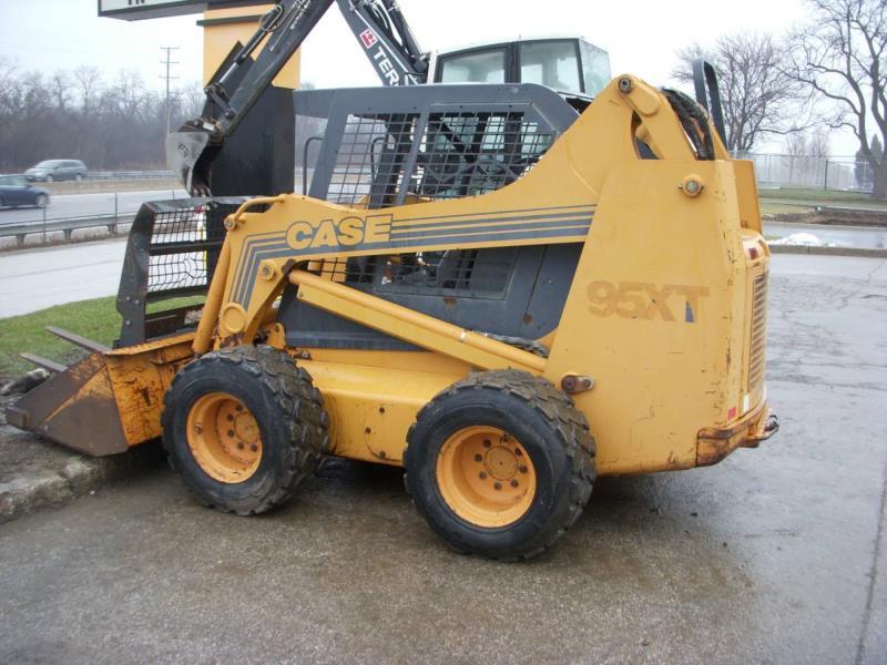 Case95XT Skid Steer CE Rentals