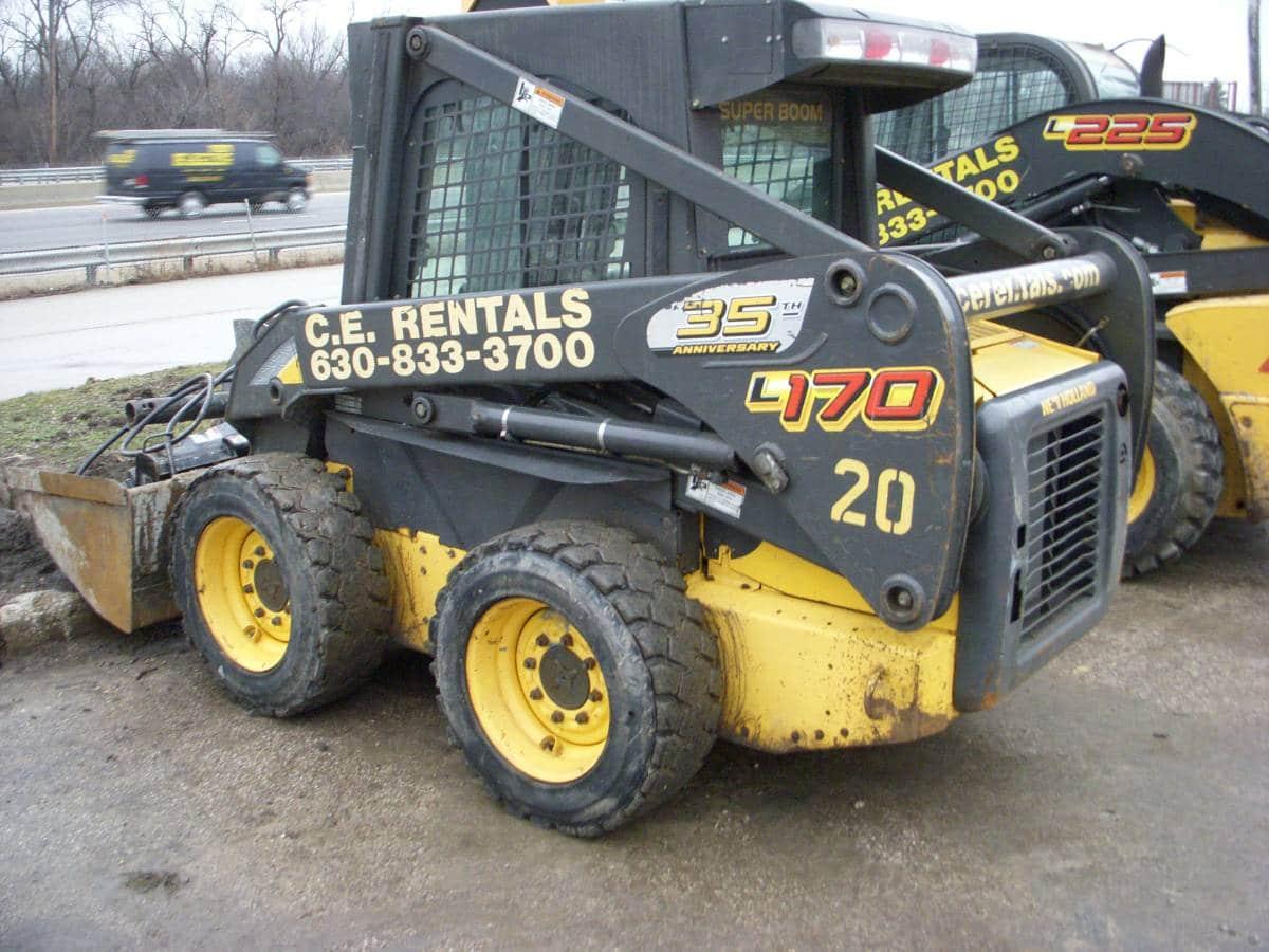 CERentals New Holland L170