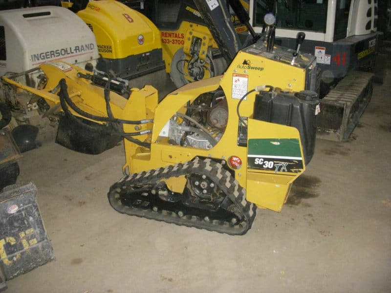 SC30-TX Vermeer Stump-Grinder