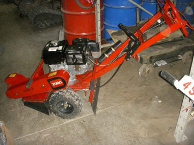 Toro # SGR-13 Stump-Grinder