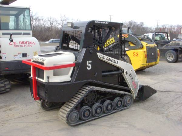 Terex-PT30. cerentals back