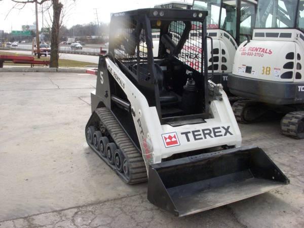 Terex-PT30 CErentals
