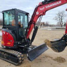 Yanmar VIO 35 Mini Excavator
